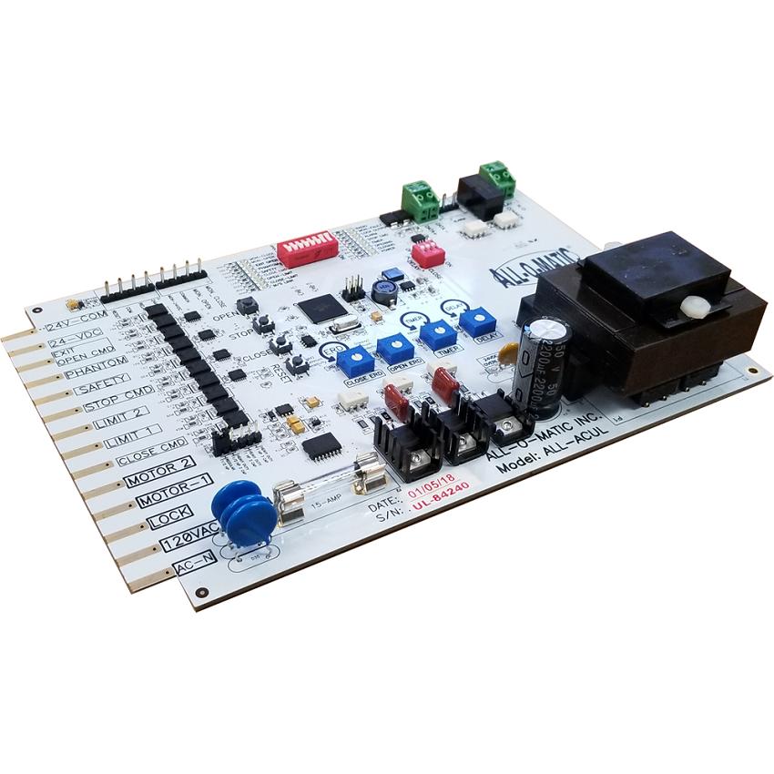 All-o-Matic Circuit Board, AC | UL-2016